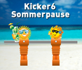 Kicker6 Sommerpause